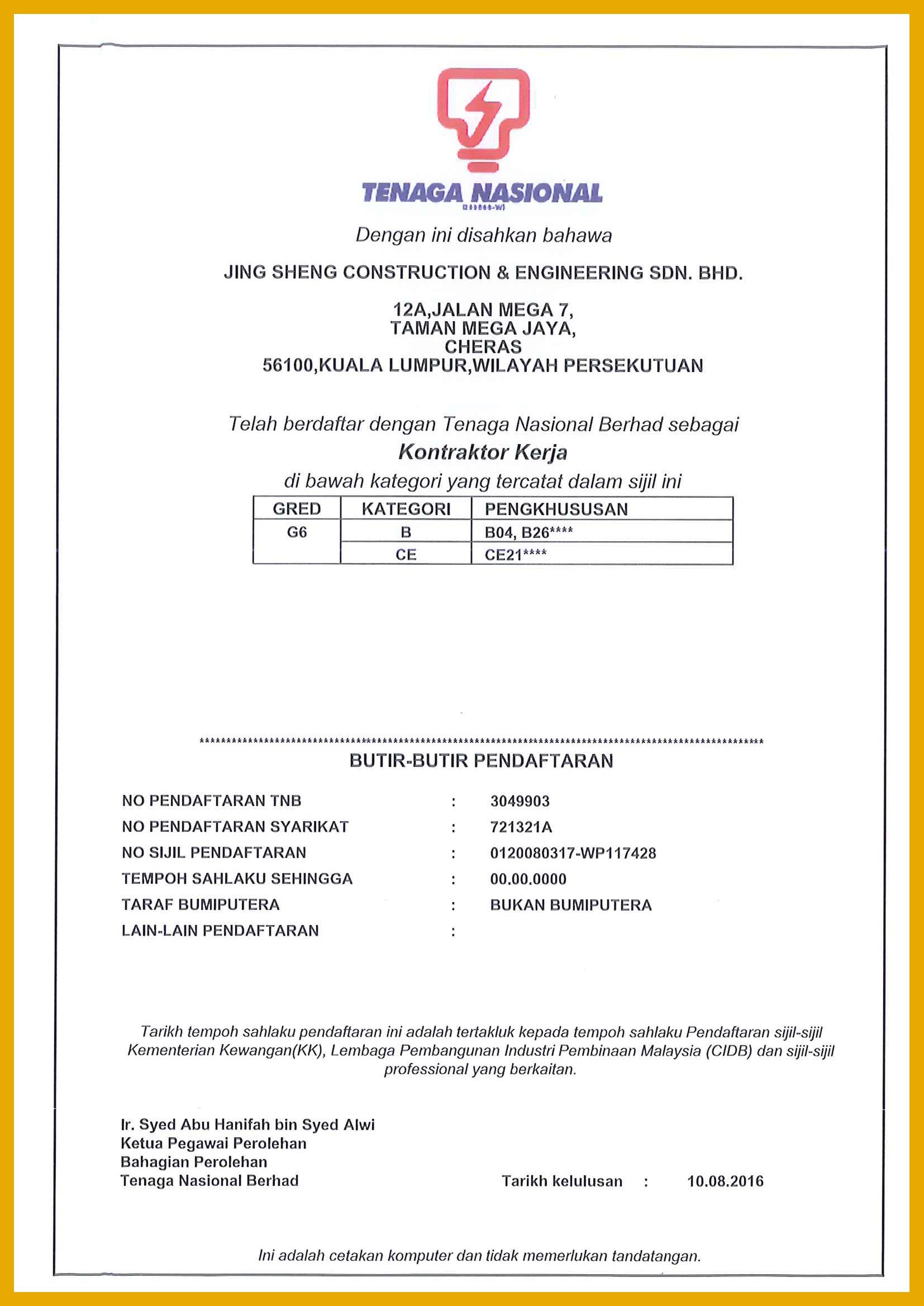 sijil-pengesahan-tnb